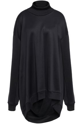 MARQUES' ALMEIDA Asymmetric cotton-blend sweatshirt