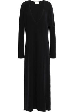 LE KASHA 1918 Phoenix cashmere maxi dress