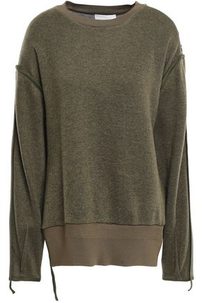 3.1 PHILLIP LIM Button-embellished knitted sweater