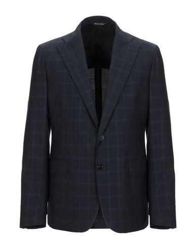 Фото - Мужской пиджак BRIAN DALES темно-синего цвета