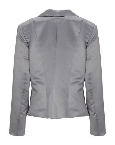 Фото 2 - Женский пиджак CARLO PIGNATELLI CERIMONIA серого цвета