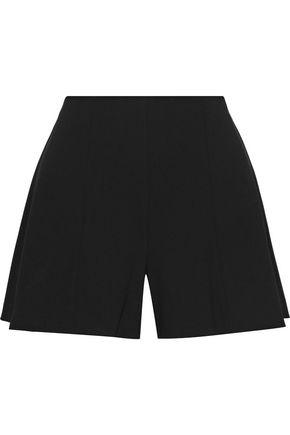 ALICE + OLIVIA Keira crepe shorts