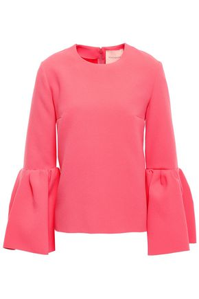 ROKSANDA Fluted crepe top