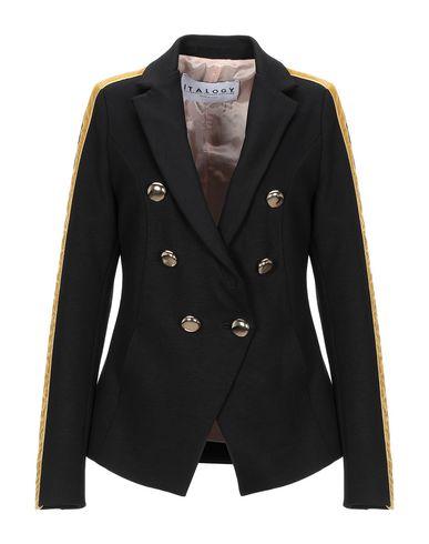 Фото - Женский пиджак ITALOGY черного цвета