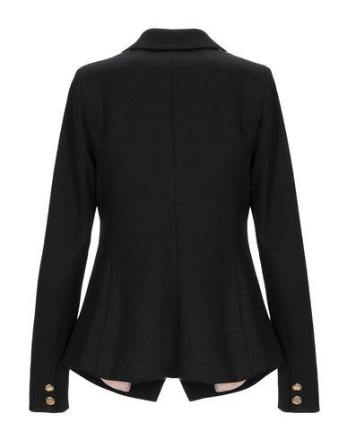 Фото 2 - Женский пиджак ITALOGY черного цвета