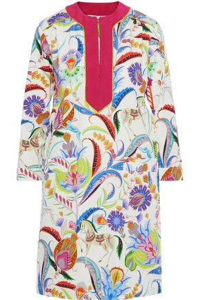 ETRO Printed cotton dress