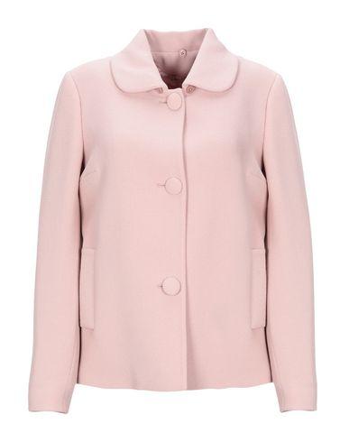 Фото - Женский пиджак  пастельно-розового цвета
