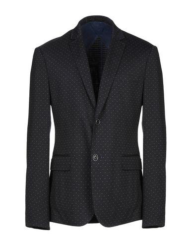 Фото - Мужской пиджак GAUDÌ темно-синего цвета