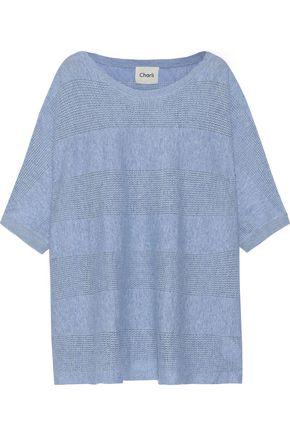 CHARLI Emmerin open-knit top