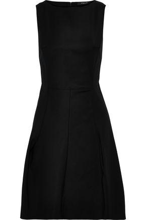 DEREK LAM Cotton-blend cady mini dress