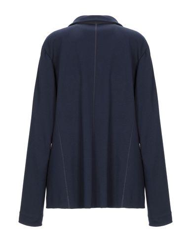 Фото 2 - Женский пиджак 19.70 NINETEEN SEVENTY темно-синего цвета
