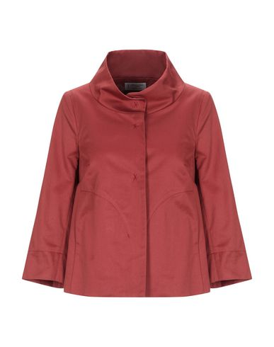 Купить Женский пиджак ALBERTO BIANI кирпично-красного цвета