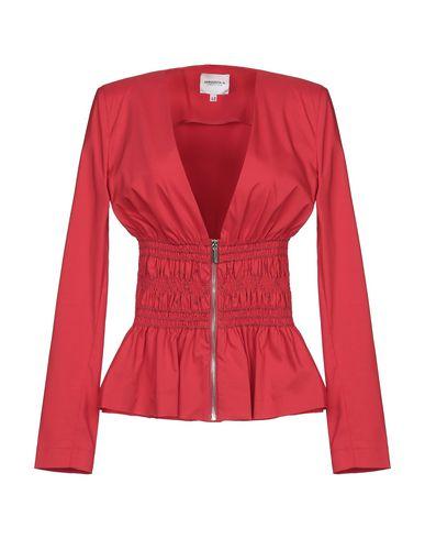 Купить Женский пиджак ANNARITA N TWENTY 4H красного цвета