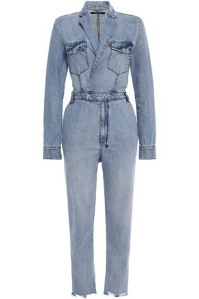 KSUBI Cropped Jumpsuits