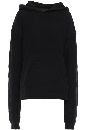 HAIDER ACKERMANN Cotton hooded sweatshirt