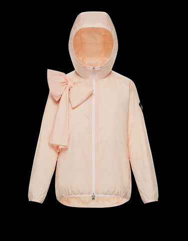 ANNIE Light pink Jackets & Coats