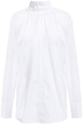 NINA RICCI Cotton-poplin shirt