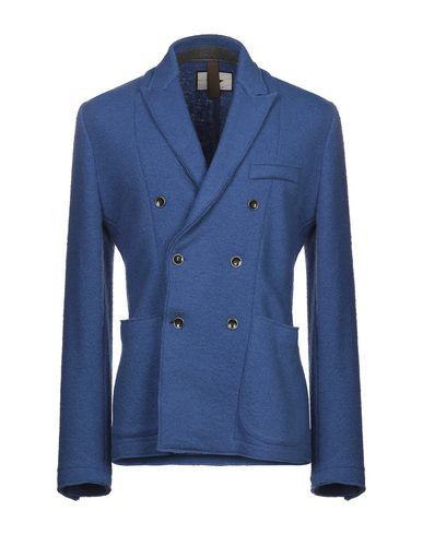 Купить Мужской пиджак MACCHIA J синего цвета
