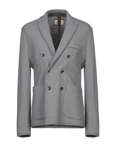 Купить Мужской пиджак MACCHIA J серого цвета