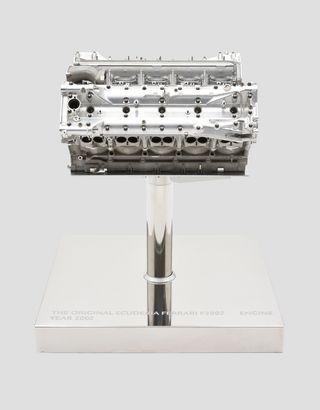Scuderia Ferrari Online Store - Original F2002 engine - Memorabilia F1