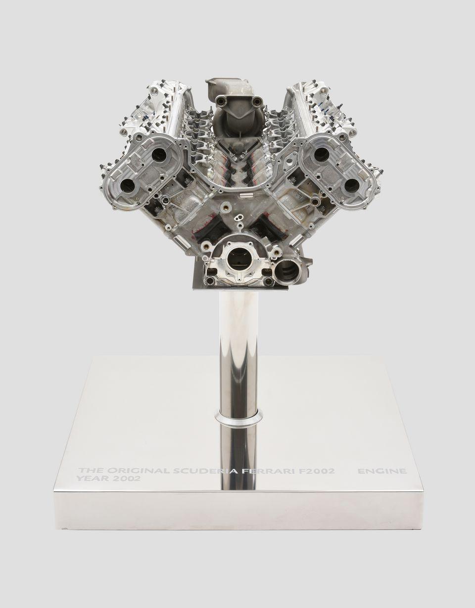 Scuderia Ferrari Online Store - Original F2002 GA engine - Memorabilia F1