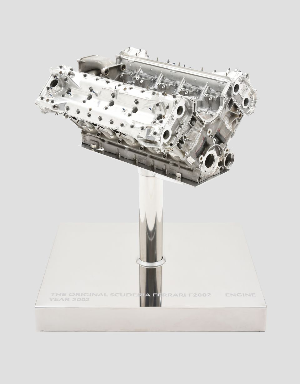 Scuderia Ferrari Online Store - Originalmotor F2002 GA - Memorabilien F1