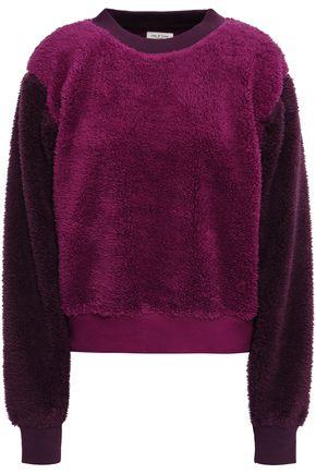 RAG & BONE Faux fur sweatshirt