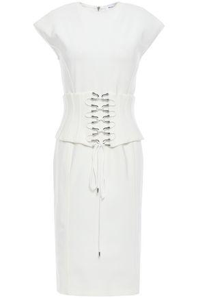 MUGLER Ponte dress