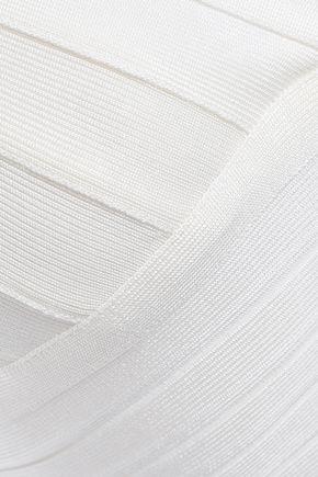 HERVÉ LÉGER Aria cutout bandage top