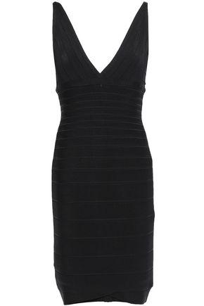 HERVÉ LÉGER فستان بتصميم ضيق