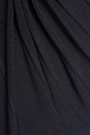 HERVÉ LÉGER Open-back bandage dress
