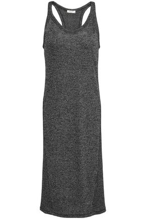 RAG & BONE Ribbed-knit midi dress