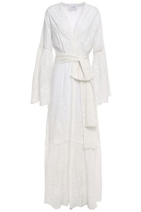 WE ARE LEONE Broderie anglaise robe