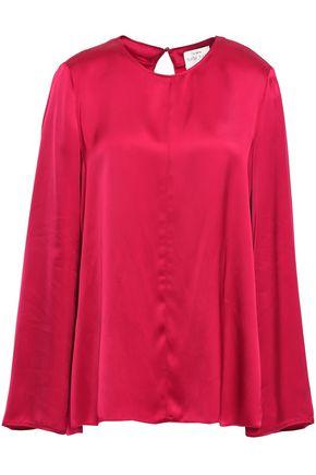 FORTE_FORTE Satin blouse