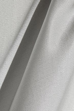 LES HÉROÏNES by VANESSA COCCHIARO The Jane metallic satin camisole
