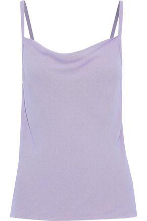 LES HÉROÏNES by VANESSA COCCHIARO The Jane washed-crepe camisole