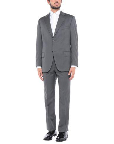 Фото - Мужской костюм SARTORE свинцово-серого цвета