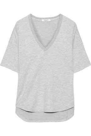 RAG & BONE Phoenix French stretch-modal terry T-shirt