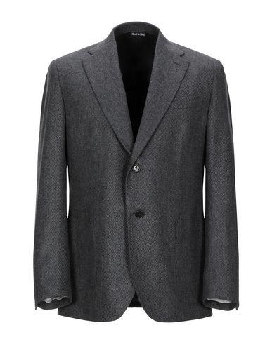 Фото - Мужской пиджак RIVIERA Milano свинцово-серого цвета