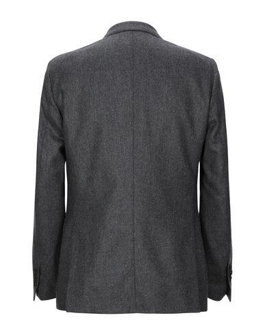 Фото 2 - Мужской пиджак RIVIERA Milano свинцово-серого цвета