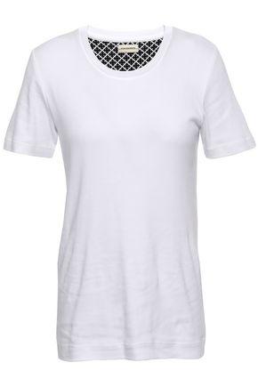 BY MALENE BIRGER Cotton-jersey T-shirt