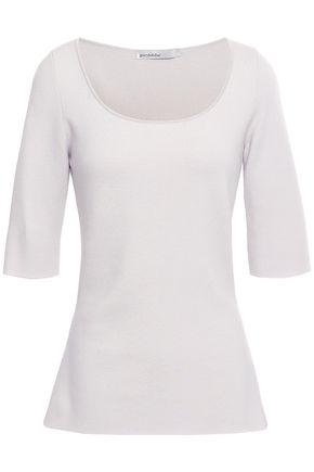 GENTRYPORTOFINO Wool-blend top
