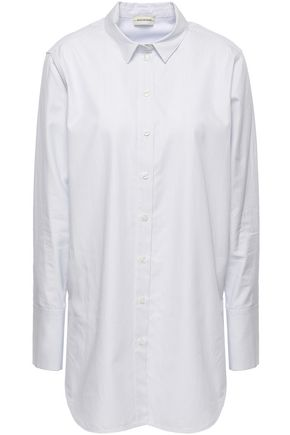 BY MALENE BIRGER Cotton-poplin shirt
