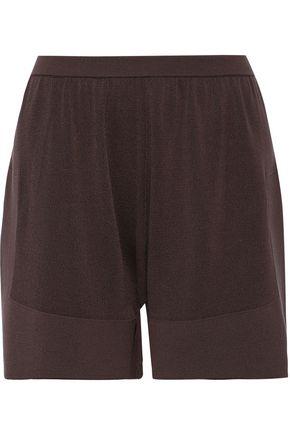 RICK OWENS Cotton-blend shorts