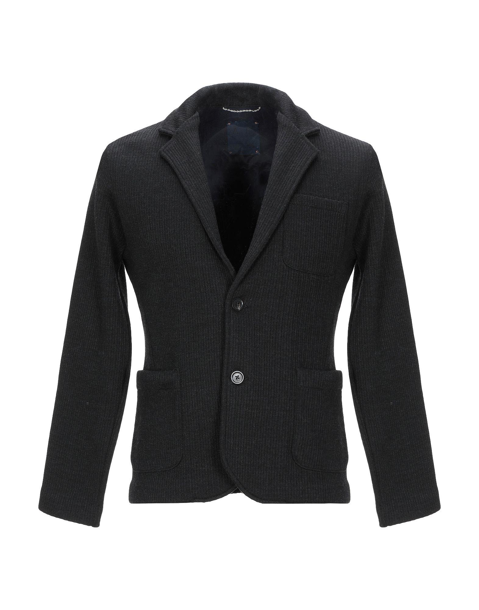 《セール開催中》COPPER by ALTEA DAL 1973 メンズ テーラードジャケット ブラック XS アクリル 50% / バージンウール 50%