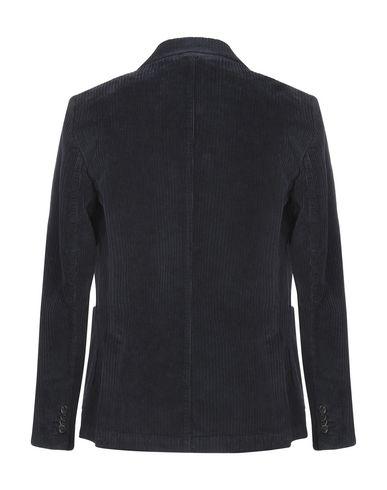 Фото 2 - Мужской пиджак QB24 темно-синего цвета