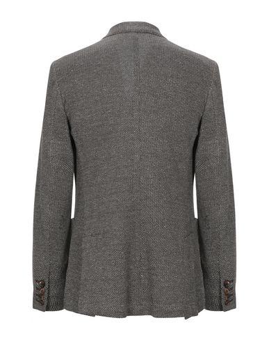 Фото 2 - Мужской пиджак ELEVENTY цвет голубиный серый