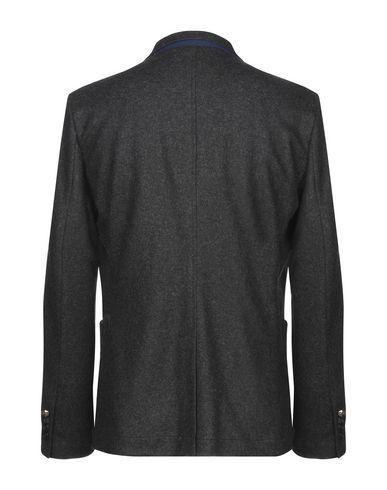 Фото 2 - Мужской пиджак MACCHIA J цвет стальной серый