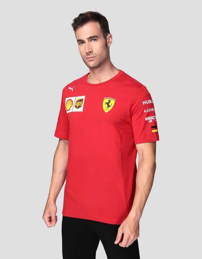 Scuderia Ferrari Vettel Replica T-shirt