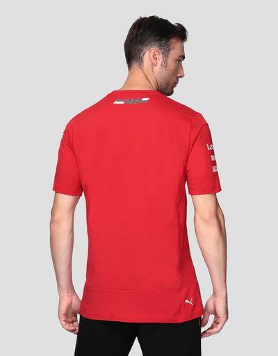 Scuderia Ferrari Leclerc Replica T-shirt